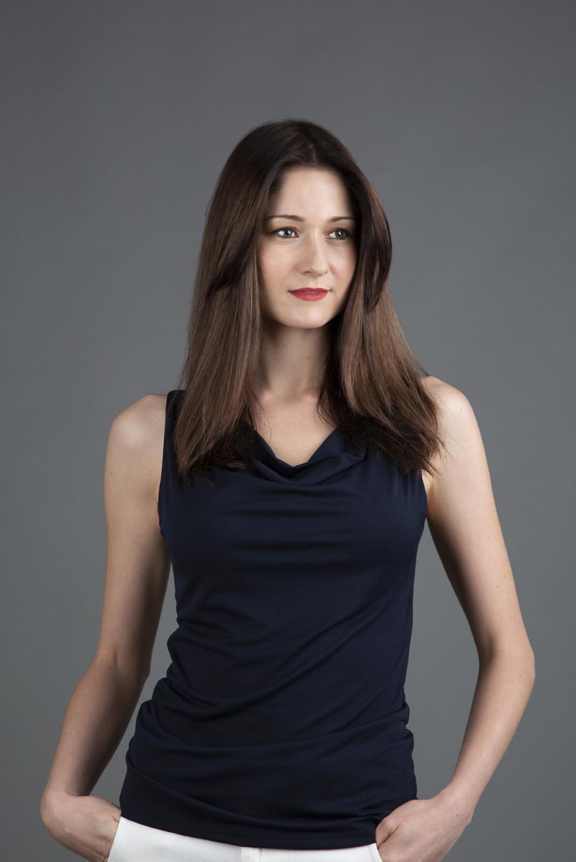 retrato de actriz